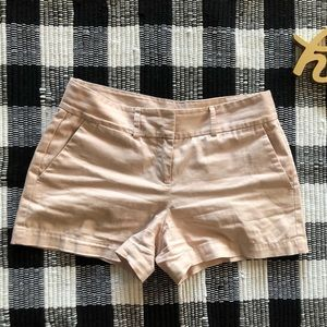 💗 LOFT dusty pink chino shorts 💗 sz 0
